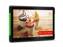 Touchscreens met Android en POE