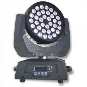 LED Movinghead 36x 10W ZOOM