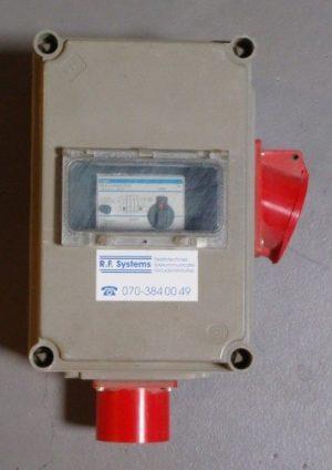 Aardlekschakelaar 5p32A 4p/500mA