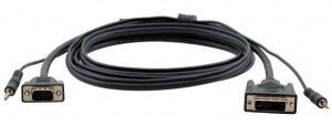 Kramer VGA > DVI kabel