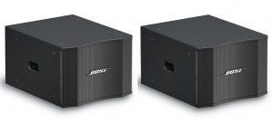 Bose Panaray MB12 Bass speaker set