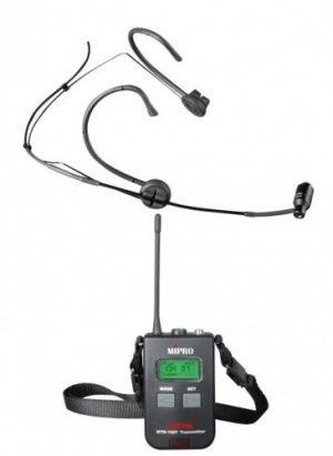 Mipro MTG-100T 16 kanaals tourguide zender