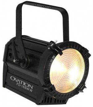 LED Fresnel 160W met ZOOM