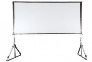 Spanscherm 16:9 1,72m H x 3,05m B