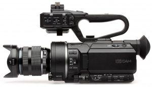 4K S 35mm video camera met HDMI & 3G SDI