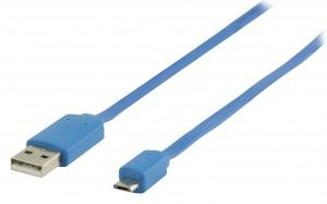 USB 2.0 kabel USB A male