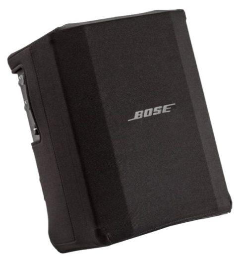 Skin cover zwart voor Bose S1 PRO actief PA systeem