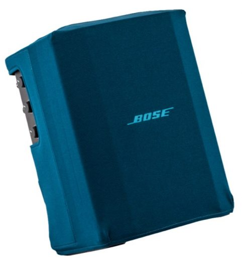 Skin cover blauw voor Bose S1 PRO actief PA systeem