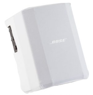 Skin cover wit voor Bose S1 PRO actief PA systeem