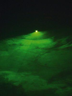 Laser 80mW groen