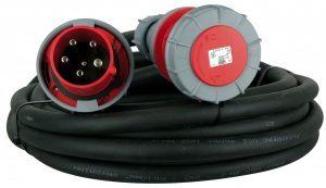Kabel 5x10mm 15m 5p63A