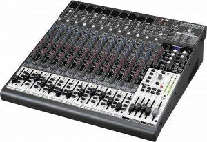 Mixer Xenyx 2442FX 24 in 4 uit