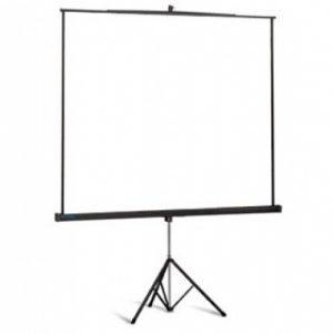 Projectiescherm 4:3 1,30m H x 1,70m B