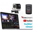 Livestream studio & camera's