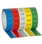 Markeer tape & Corona 1,5m afstand tape