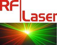 Lasers + software met DMX + ILDA besturing