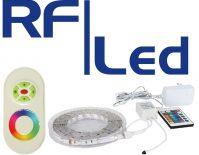 LED strips besturing en voeding